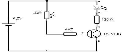 Electronica - Detector de luz ...