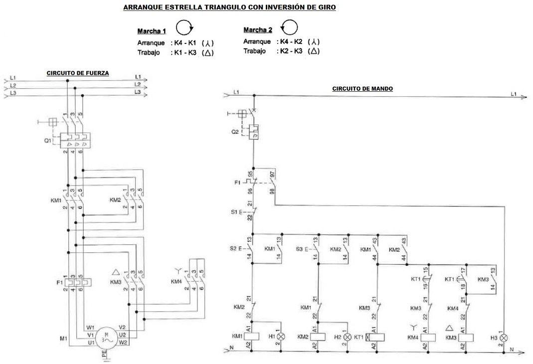 Motor Trifasico Estrella Triangulo Esquema Descargar Musica Mp3
