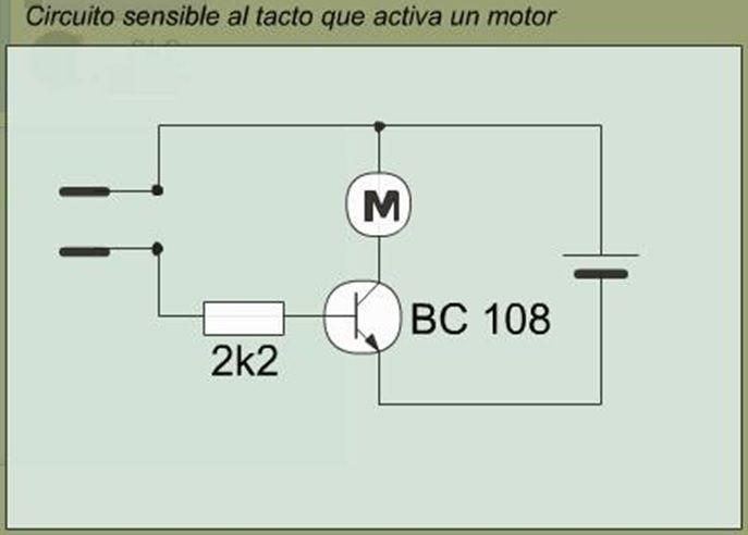Circuito Transistor : Transistor electronico que es funcionamiento tipos