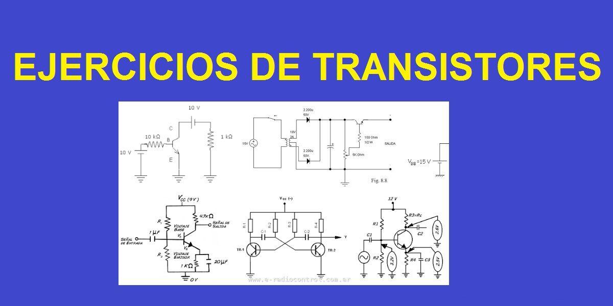 www.555.con_Ejercicios Transistores con Soluciones Resueltos
