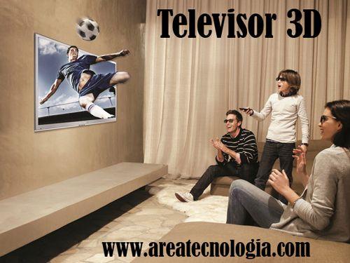 televisores en 3d
