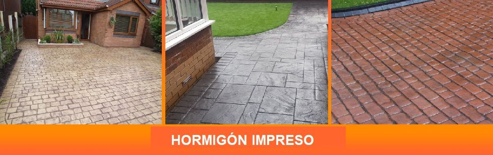 cemento impreso