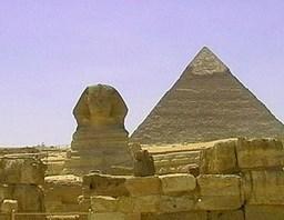 piramide egipcia