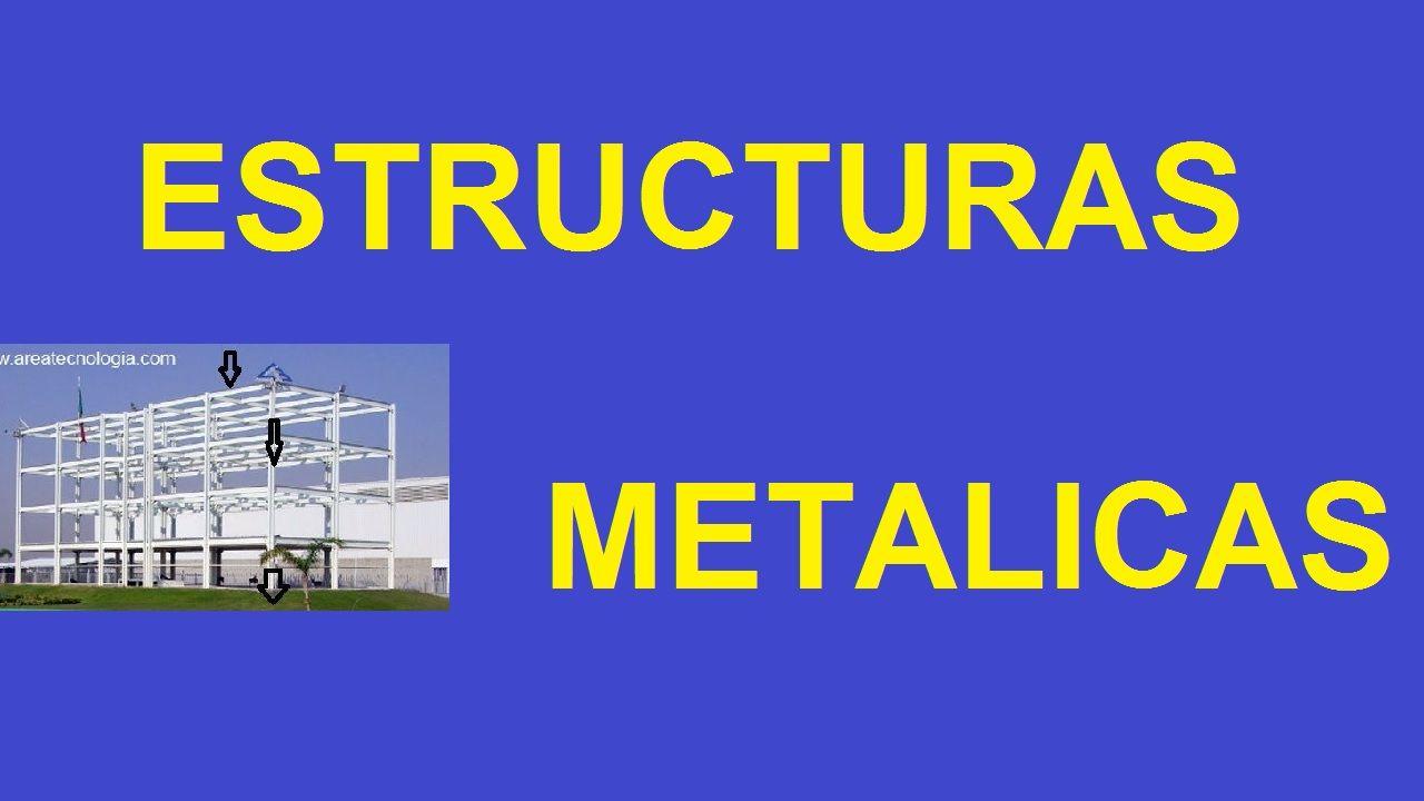 Estructuras met licas definici n tipos uniones calculos y - Tipos de estructura metalica ...