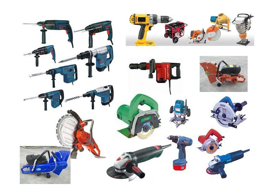 herramientas de motor: