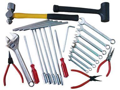lista de herramientas manuales: