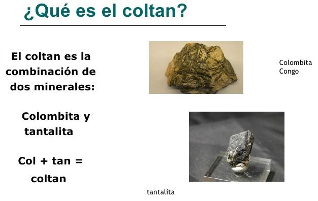 Coltan que es propiedades usos guerra y mas - Propiedades del granito ...