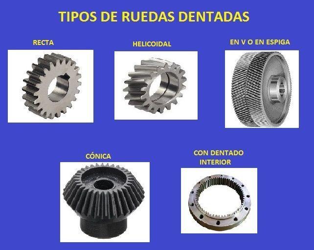 ruedas dentadas