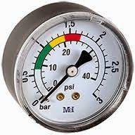 Manometro que es funcionamiento y tipos for Manometro para medir presion de agua